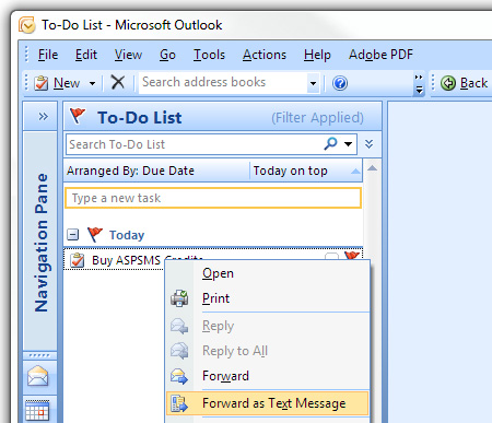 how to create a global distribution list in outlook 2007
