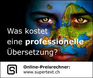 Was kostet eine professionelle Übersetzung?