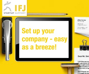 Create your company fast and easy and get up to CHF 5'000 starting credit.