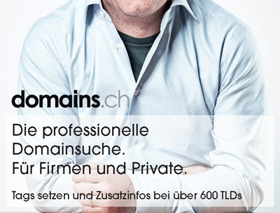 The professional Domainsearch. For business and private users.