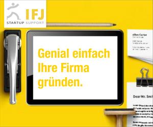 IFJ - Firmengründung inkl. Startguthaben
