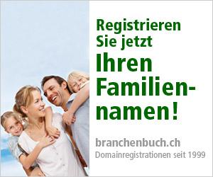 branchenbuch.ch - Domainregistration seit 1999