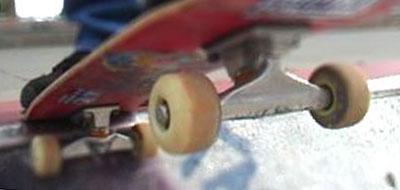 Flatland: Skater-SMS