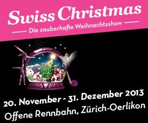 Swiss Christmas - die zauberhafte Weihnachtsshow